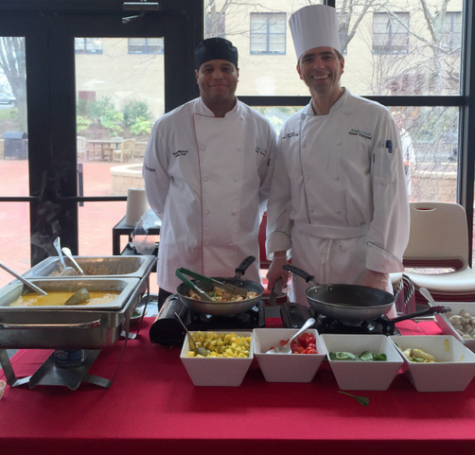 Nutrition fair highlights healthy eats at SJU