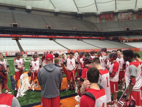 Lax falls to No. 3 'Cuse