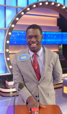 St. John's alumnus, Paul 'Gee' Gordon on Family Feud.