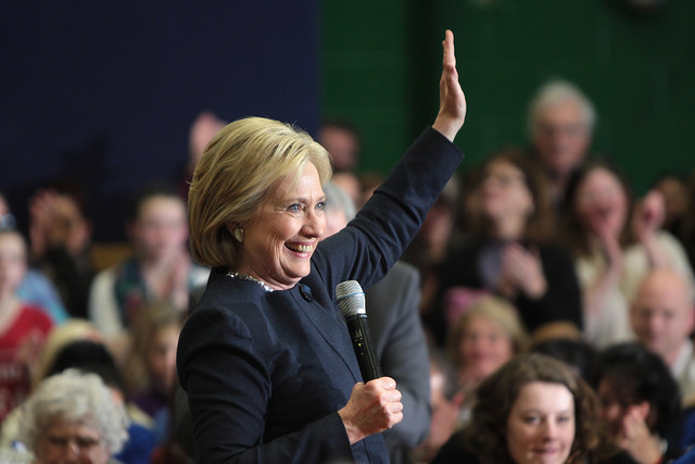 Clinton: The unfavorable-favorable presidential candidate