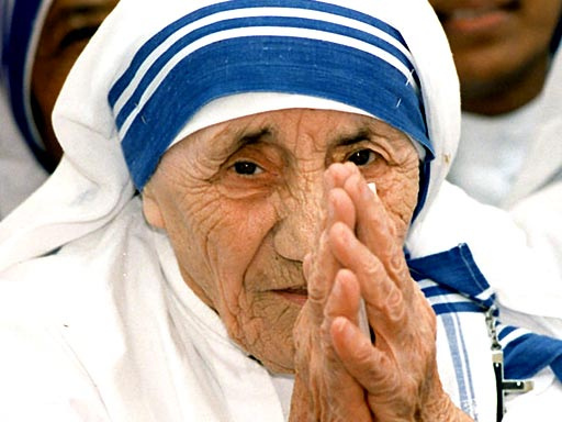 Mother Teresa, a Saint