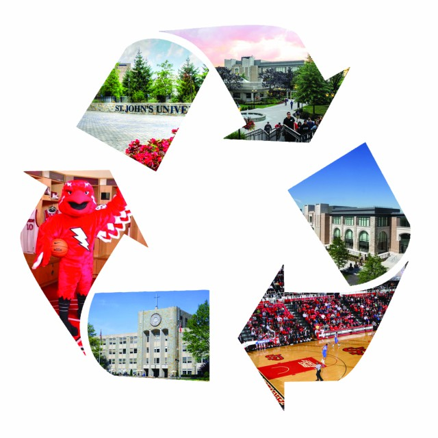 Sustainability initiatives at SJU