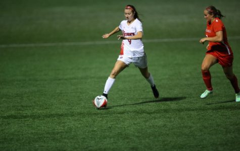 Shea Connors scored two first half goals to lead the Red Storm. (Photo Credit: RedStormSports.com)