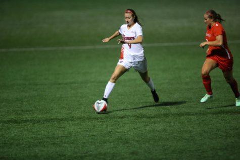 SJU Women's Soccer Dominates Fairfield, 5-1