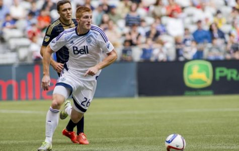 Tim Parker has found a home in the MLS with Vancouver after his St. John's career came to an end. (Photo Credit: sleterfc.com).