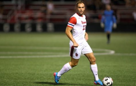 Harry Cooksley was named Big East Offensive Player of the Week earlier this week. (Photo: Redstormsports.com)