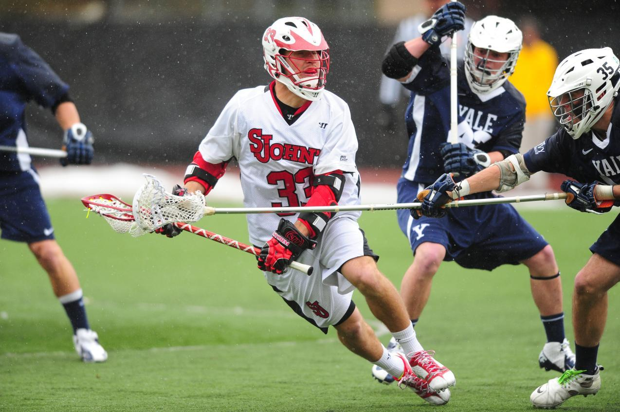 Kieran McArdle has found a great deal of success in his professional career. (Photo Credit: LaxMagazine.com).