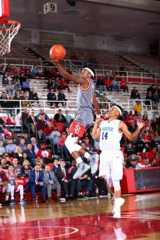 Shamorie Ponds comes to Queens as one of the most highly-touted Red Storm recruits in years (Photo Credit: RedStormSports.com).