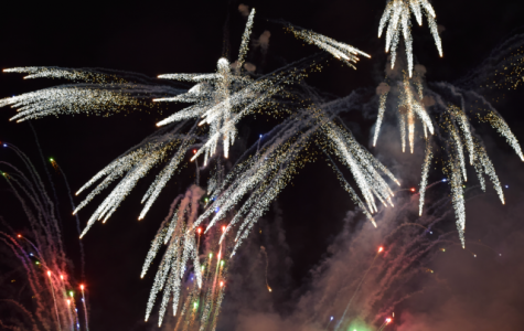 The traditional Grucci Fireworks Display were on full display on the 26th annual Winter Carnival on Dec. 7.