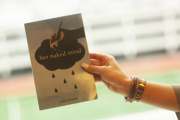 "Freshman tells all about self-published book ""Her Naked Mind"""