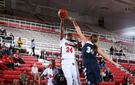 Jade Walker had 16 points to lead St. John's to victory over Butler on Friday. (Photo Credit: RedStormSports.com).