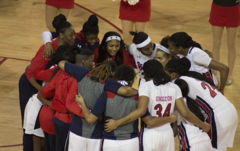 It was a successful break for the Red Storm as they began Big East play. (Photo Credit: RedStormSports.com)
