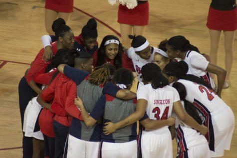 Walker's milestone highlights women's basketball break