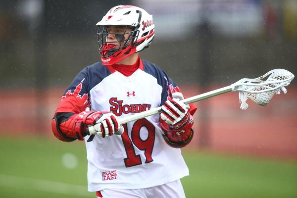 Colin Duffy will be one of the leaders for St. John's this season. (Photo Credit: RedStormSports.com)