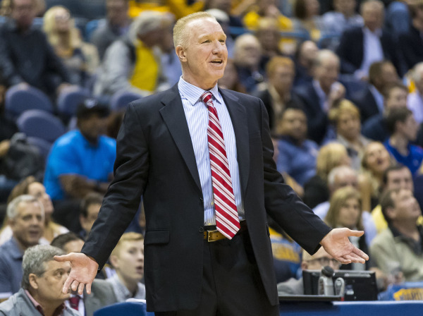 Chris Mullin's team has now lost two straight. (Photo Credit: RedStormSports.com)
