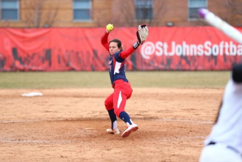 Softball Vs. Georgetown
