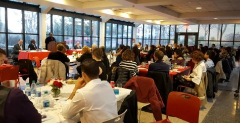 Global Peace and Security Dinner: Teaching students how to be peacemakers