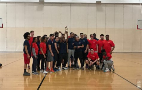 CPS hosts first ever dodgeball fundraiser