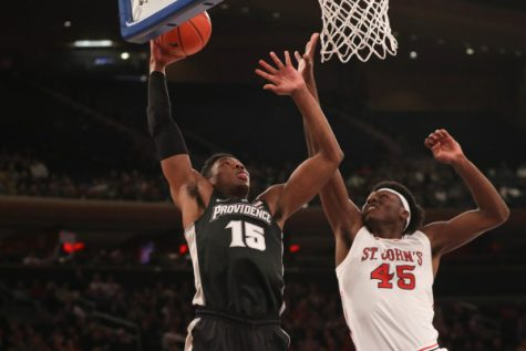 Slow start dooms St. John's in 86-75 loss to Providence