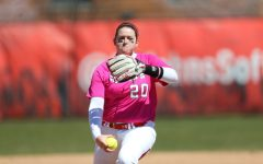 Softball starts off hot in Big East play