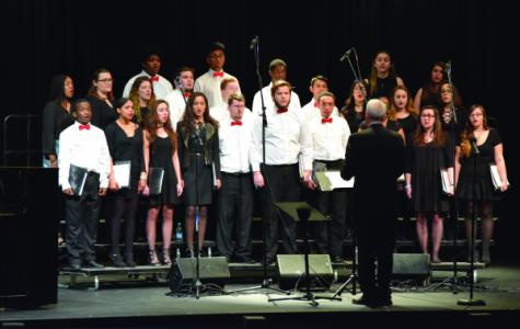 Mixed Chorus hosts Spring Concert