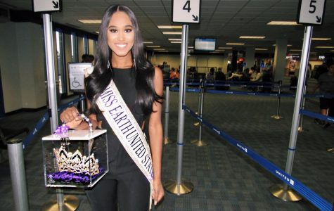 Recent SJU Grad Wins Miss Earth USA 2017 Pageant