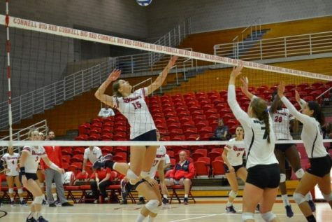 Johnnies Come Short In Five-Set Thriller