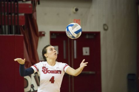 Volleyball Looks to Rebound in Conference Play