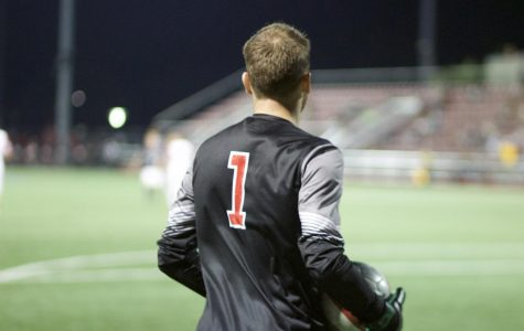 Andrew Withers is one of several Red Storm soccer players to produce consistent play this season (Torch Photo/Nick Bello)