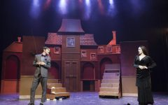 """The Addams Family"" Spooks Up SJU"