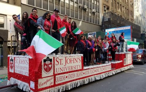 Some students say St. John's should not recognize Columbus Day as a holiday.