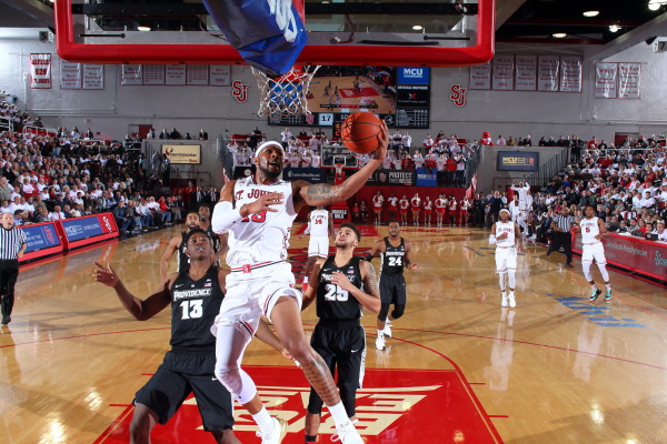 Ponds Hurt in Providence's Big East-Opening Win over St. John's