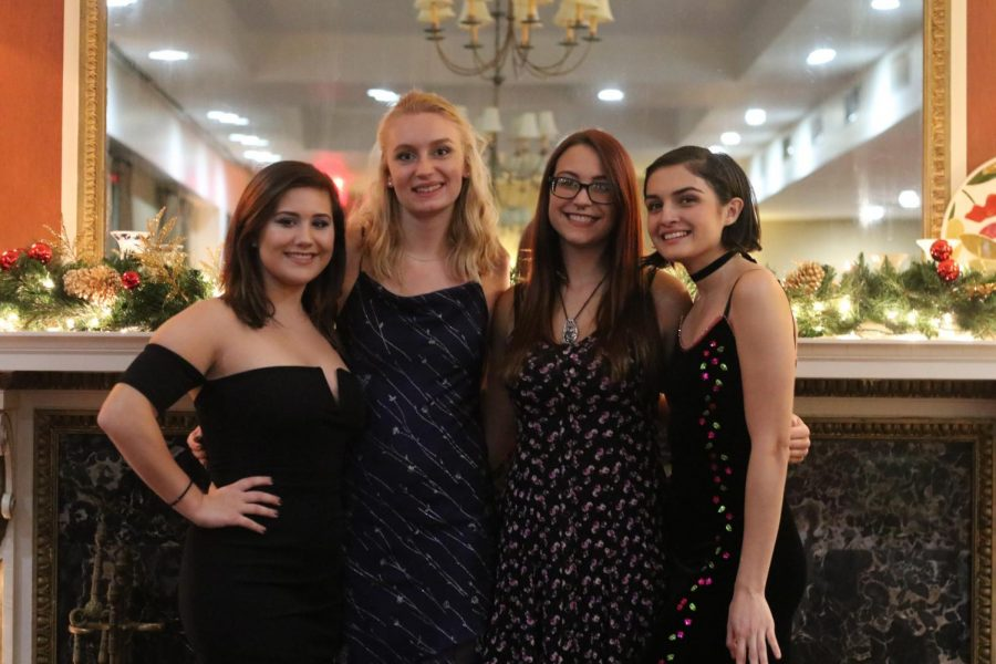 """Earth Club hosted its first Cli-Met Gala in December. """"We named it the Cli-Met Gala because this is an event to raise awareness, then we transitioned it into a way to raise funds for our Dollar for Solar Campaign,"""" the club's President, Carissa Herb, said."""