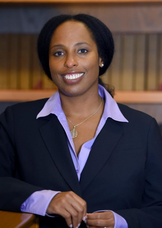 Llewellyn, the Chief Diversity Officer, has worked at SJU since 2005.
