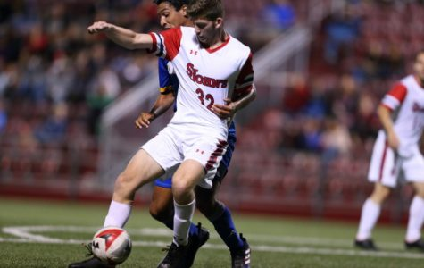 The Key to St. John's Soccer Success? A Humble Freshman