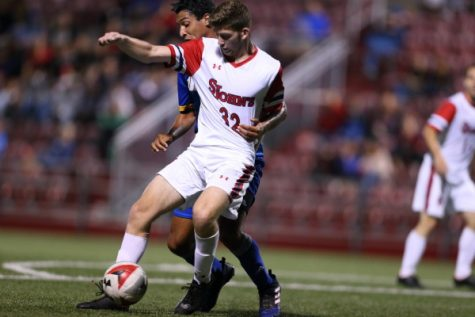 St. John's Downs Creighton in Opening Round of Playoffs