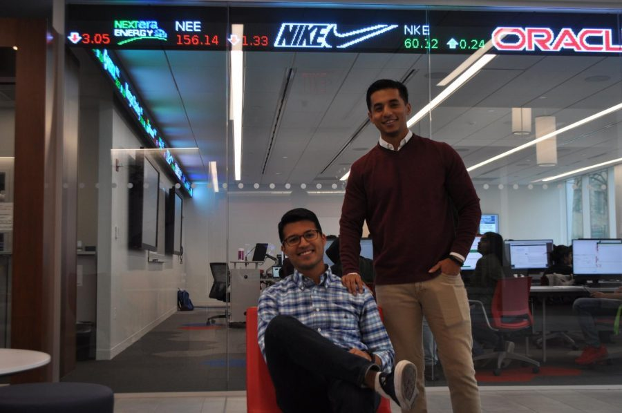 St. John's students Param Yonzon and Milton Parra developed their own off-campus meal plan for students. It is unaffiliated with the university.