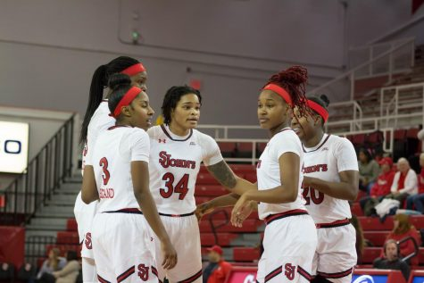 Five Game Winning Streak Crucial for St. John's Over Break