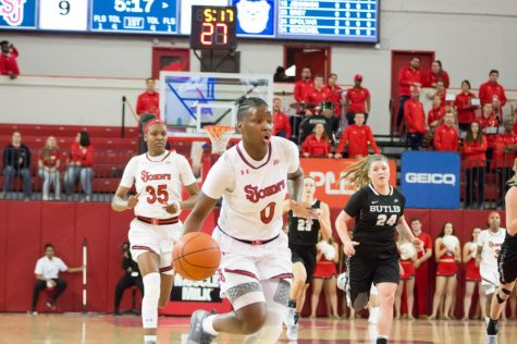 St. John's Cruises to Sixth Straight Home Win