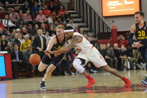 Men's Basketball Stays Hot with Two Big East Wins