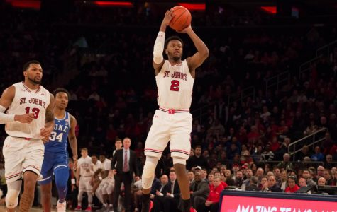 St. John's Upsets No. 4 Duke at the Garden, Snaps Losing Streak