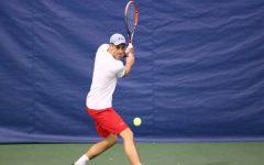 Men's Tennis Remains Hopeful Despite Tough Start