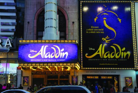 "A Whole New World for ""Aladdin"""