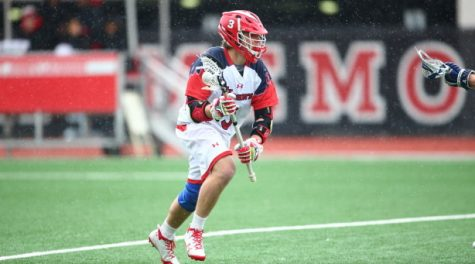 Johnnies battle snow in loss at Denver