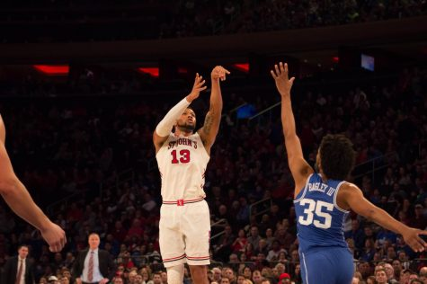 The Future of St. John's at Madison Square Garden