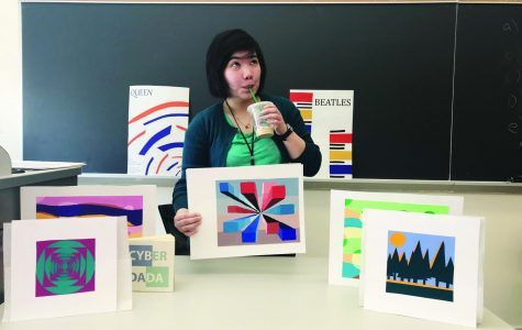 SJU graphic design student Arisa Ossandon sat down with the Torch for our first Coffee Conversation.