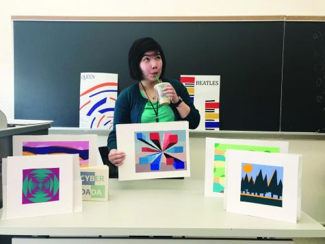 St. John's Students Shine in Global Art Gallery