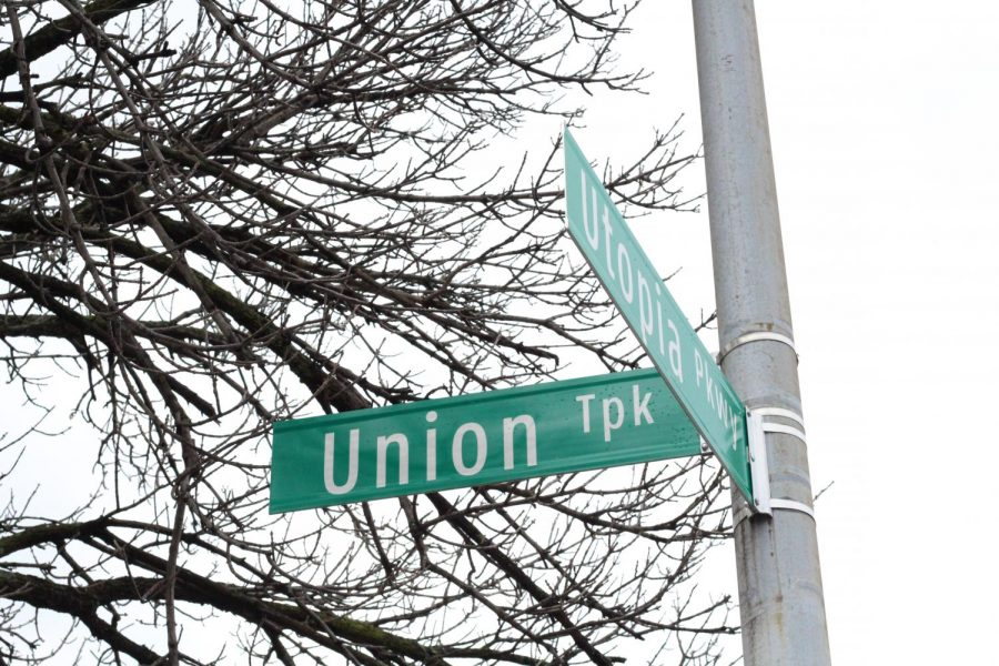 Eight people were injured at the intersection of Union Tpke. and Utopia Pkwy. in 2017.
