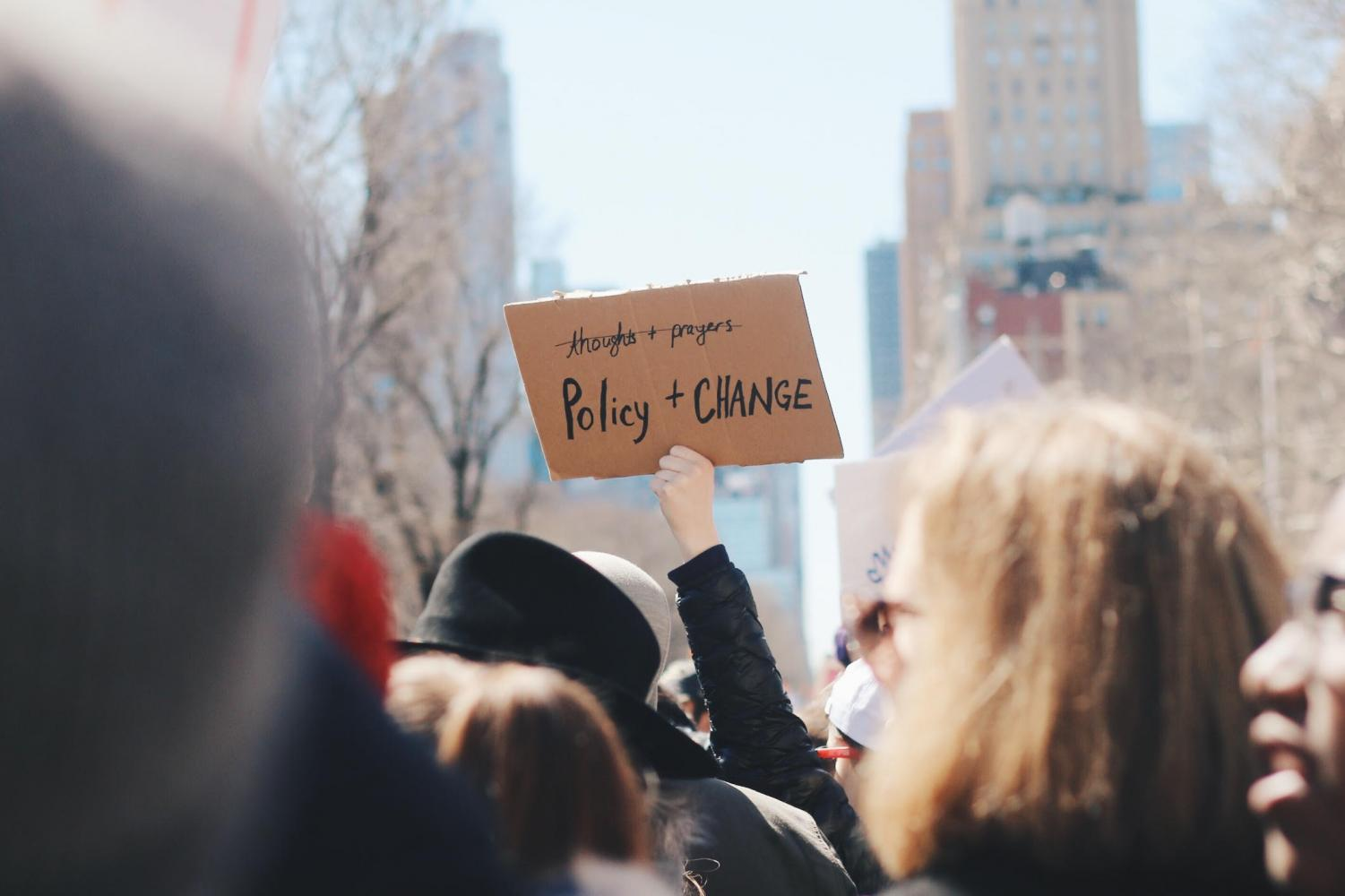 March For Our Lives NYC drew about 175,000 protestors on March 24.