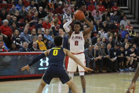 St. John's Remains Winless Over Break